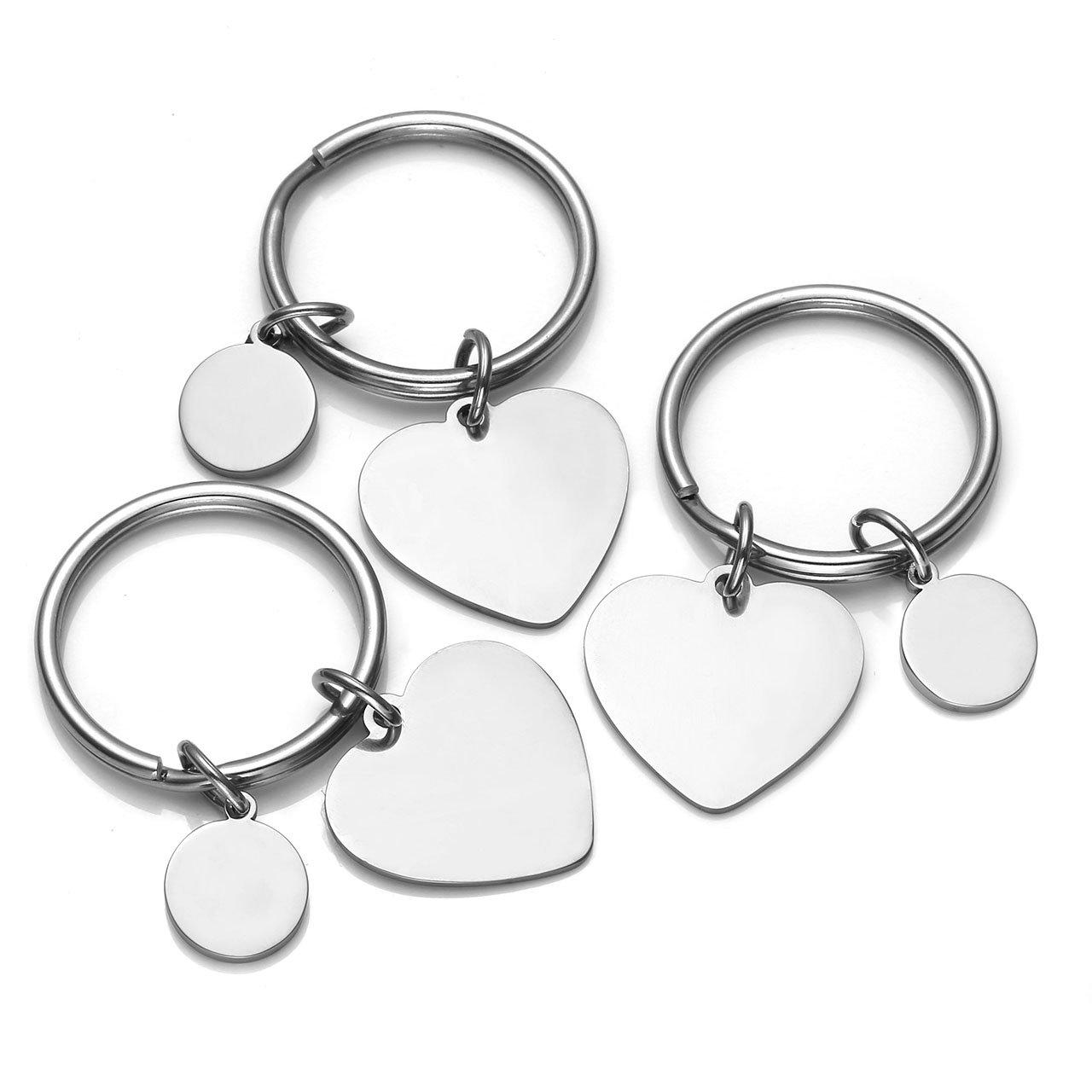 Amazon.com: PiercingJ 3 – 6 piezas personalizado nombre ...