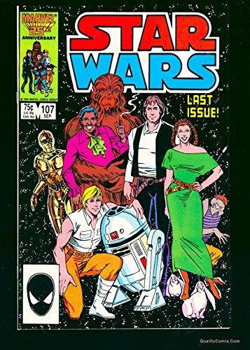 Star Wars #107 NM+ 9.6