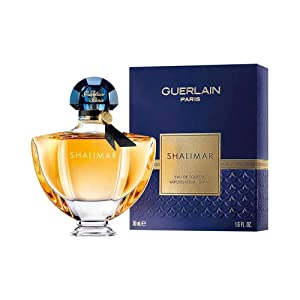 Shalimar Eau De Toilette Spray for Women by Guerlain, 3 Ounce