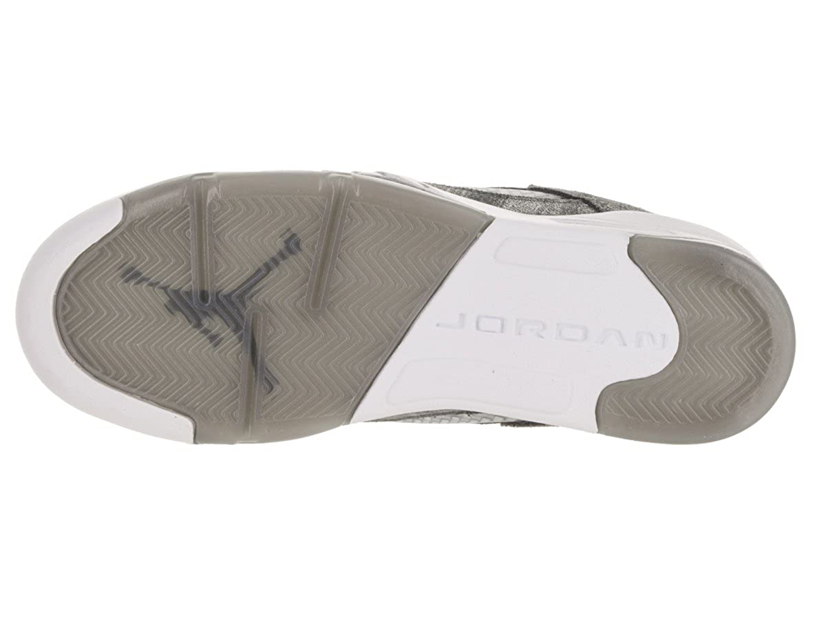 Jordan Nike Kids Air 5 Retro Prem Low GG Basketball Shoe