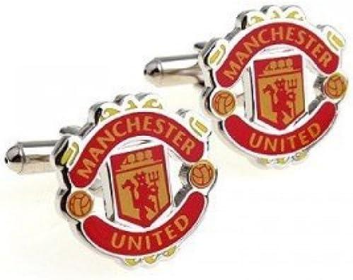 SS UK England Manchester Football Club Cufflinks for Men