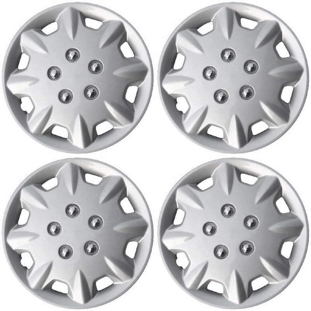 14/Inches Each Set of 4 Hubcaps