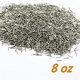 Lieomo 8oz 0.5X5mm Pins Magnetic Tumbler Mag Polishers Stainless Steel Polishing