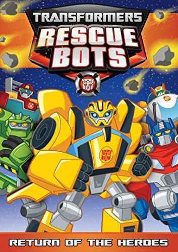 Transformers Rescue Bots: Return Of The Heroes (Transformers Rescue Bots Roll To The Rescue)
