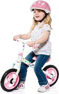 Bicicleta sin Pedales Molto Rosa: Amazon.es: Juguetes y juegos