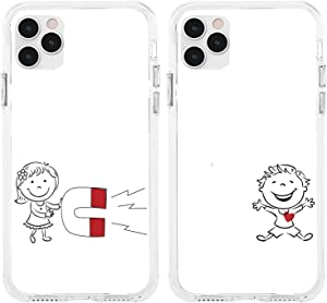 Shark Captured My Heart Best Friends Style/Boyfriend&Girlfriend/His and Hers/Matching Couple Cases for (Girl:iPhone 5)
