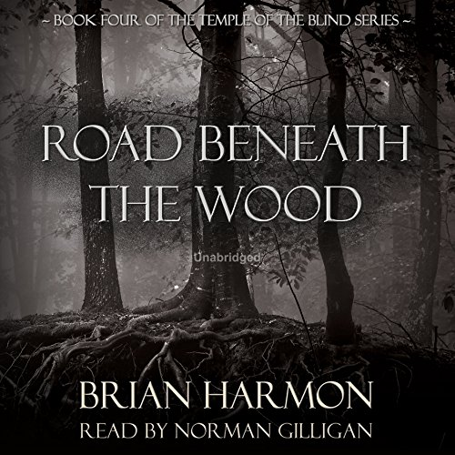 Road Beneath the Wood: The Temple of the Blind, Book (Blinds Norman Wood)