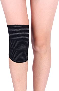 Amazon Com Yosoo 907 5cm Elastic Bandage Tape Sport Knee Support