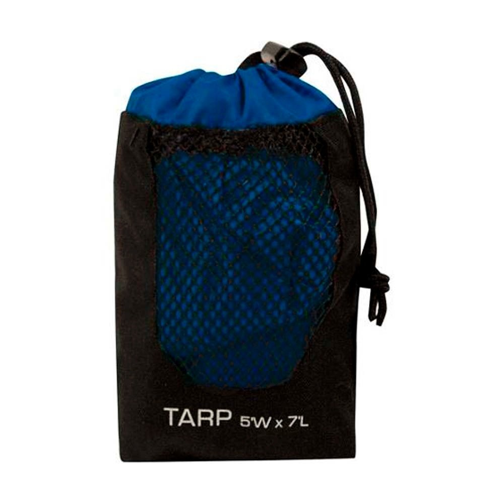 Outdoor Products 606OPSURF Tarp With Pouch Nylon 5x7