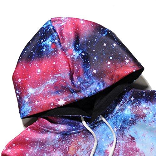 Sweatshirt Unisexe Manches Pull À Meilleures shirts Longues Sweat Imprimé Covermason Chemisier Violet sweats Hiver Tops Hoodie Ventes 3d Capuche xW6nnCBq