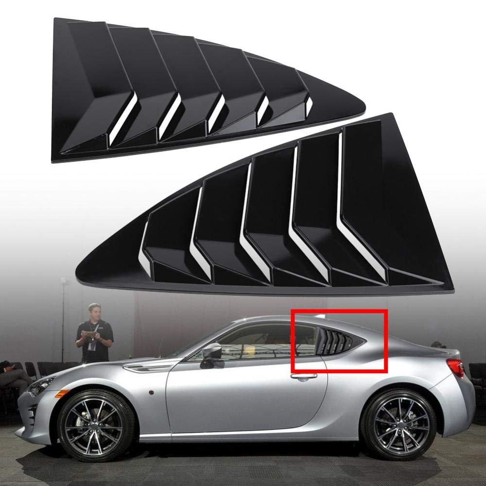 fibra di carbonio KIMISS 1 paio di finestrini per vetri sfilabili per 86 Scion FR-S BRZ 13-18