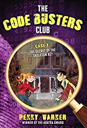 The Secret of the Skeleton Key (The Code Busters Club)