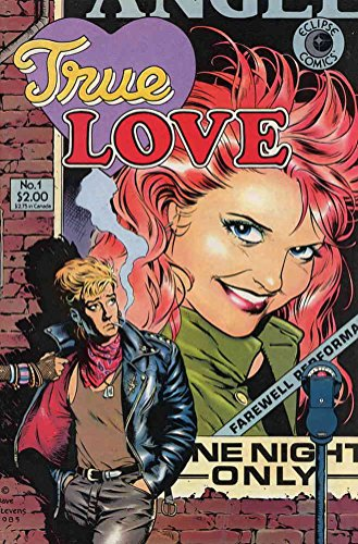 True Love #1 VF/NM ; Eclipse comic book