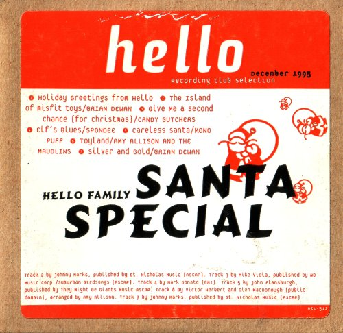 Hello Family Santa Special (Indie Albums Compilation Christmas)
