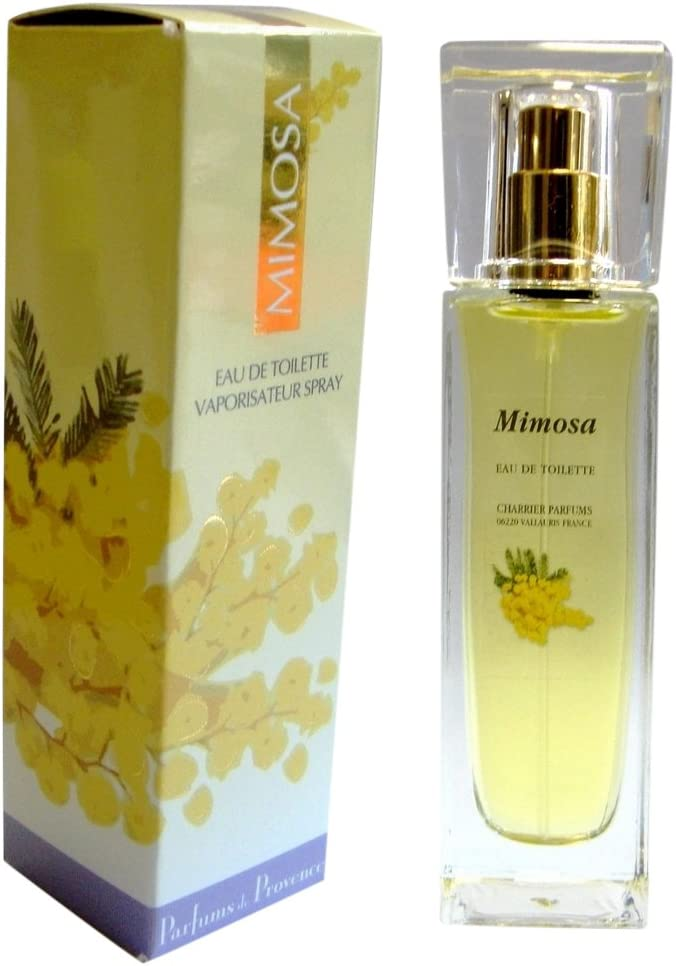 Parfums Charrier gama Provence colonia 30 ml Spray, diseño de Mimosa: Amazon.es: Belleza