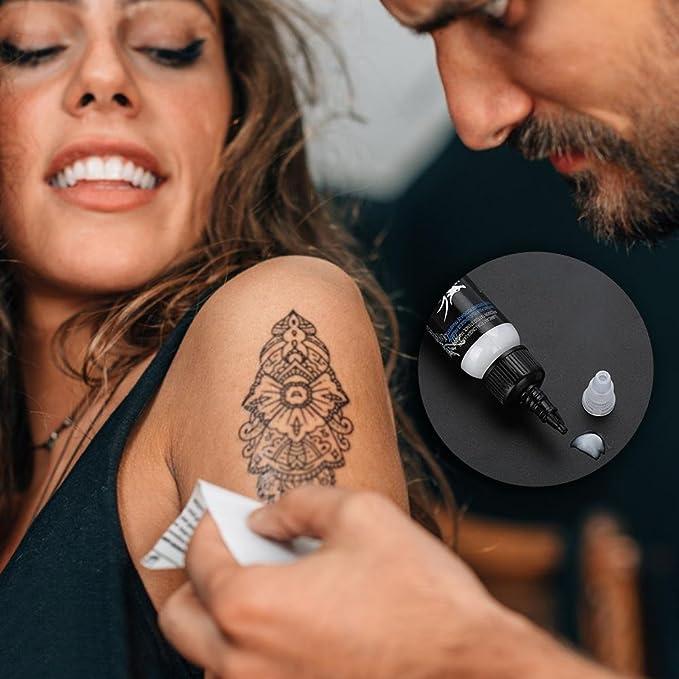 Crema de Tatuaje Transferencia 30 ml de Gel de Tatuajes ...