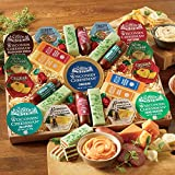 Holiday Carnival Food Gift Box from Wisconsin Cheeseman