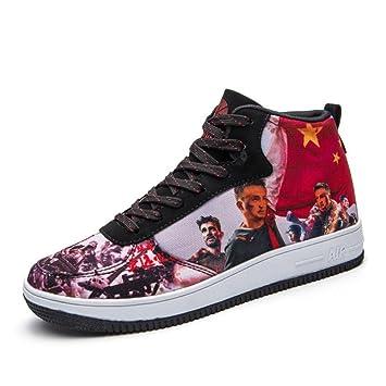 0ca17370c5a80 Amazon.com : Men's/Women's Canvas Sports Shoes 2018 Spring/Fall ...