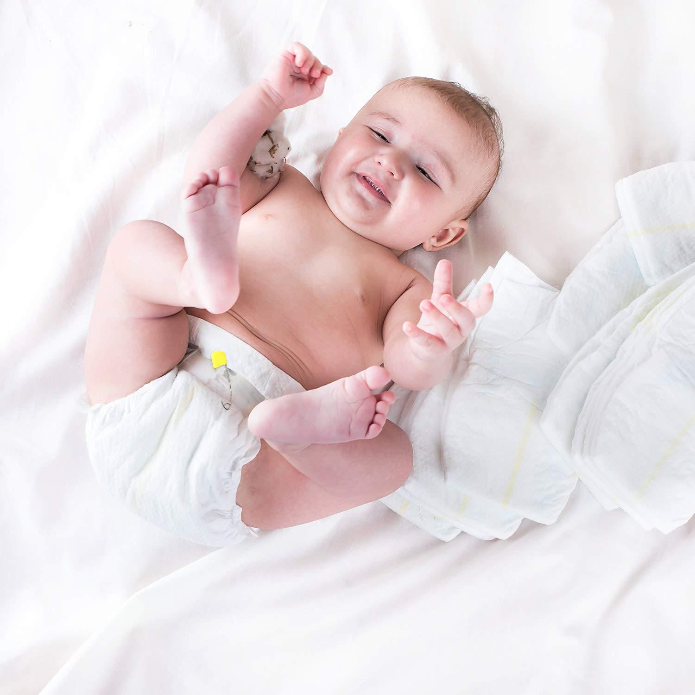 50 St/ück Windel Stifte Baby Sicherheitsnadeln 2,2 Zoll Kunststoff Stoff Stoff Windel Stifte mit Verriegeln Verschluss Edelstahl Windelstifte mit Samt Beutel(Bunt)