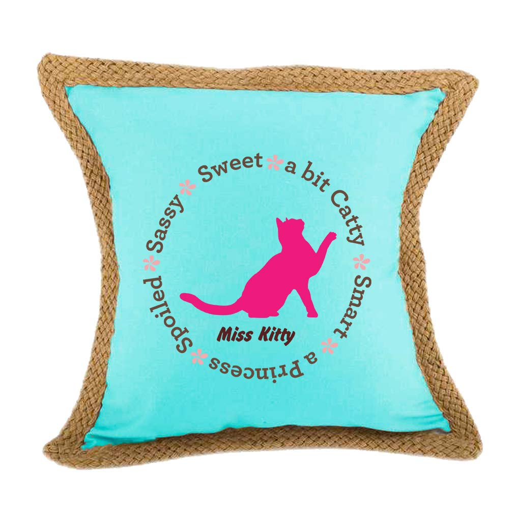 Amazon.com: Style In Print Personalized Custom Text Miss Cat ...