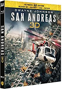 San Andreas [Blu-ray]: Amazon.es: Dwayne Johnson, Carla Gugino ...
