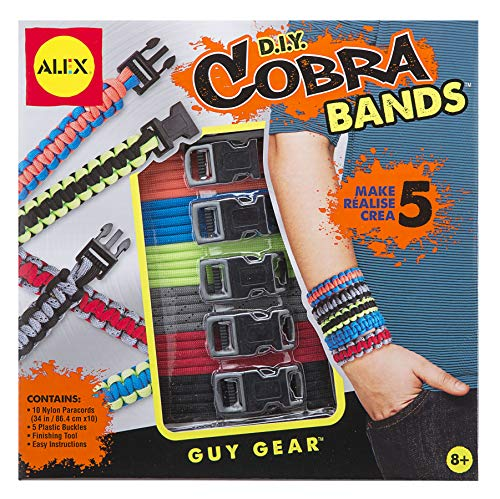 ALEX Toys Guy Gear Cobra Bands]()
