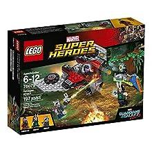 LEGO Marvel Super Heroes Ravager Attack 76079 Superhero Toy