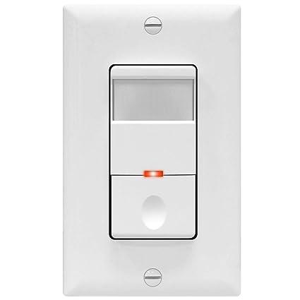 topgreener motion sensor light switch, pir sensor switch, occupancy sensor  light switch, motion