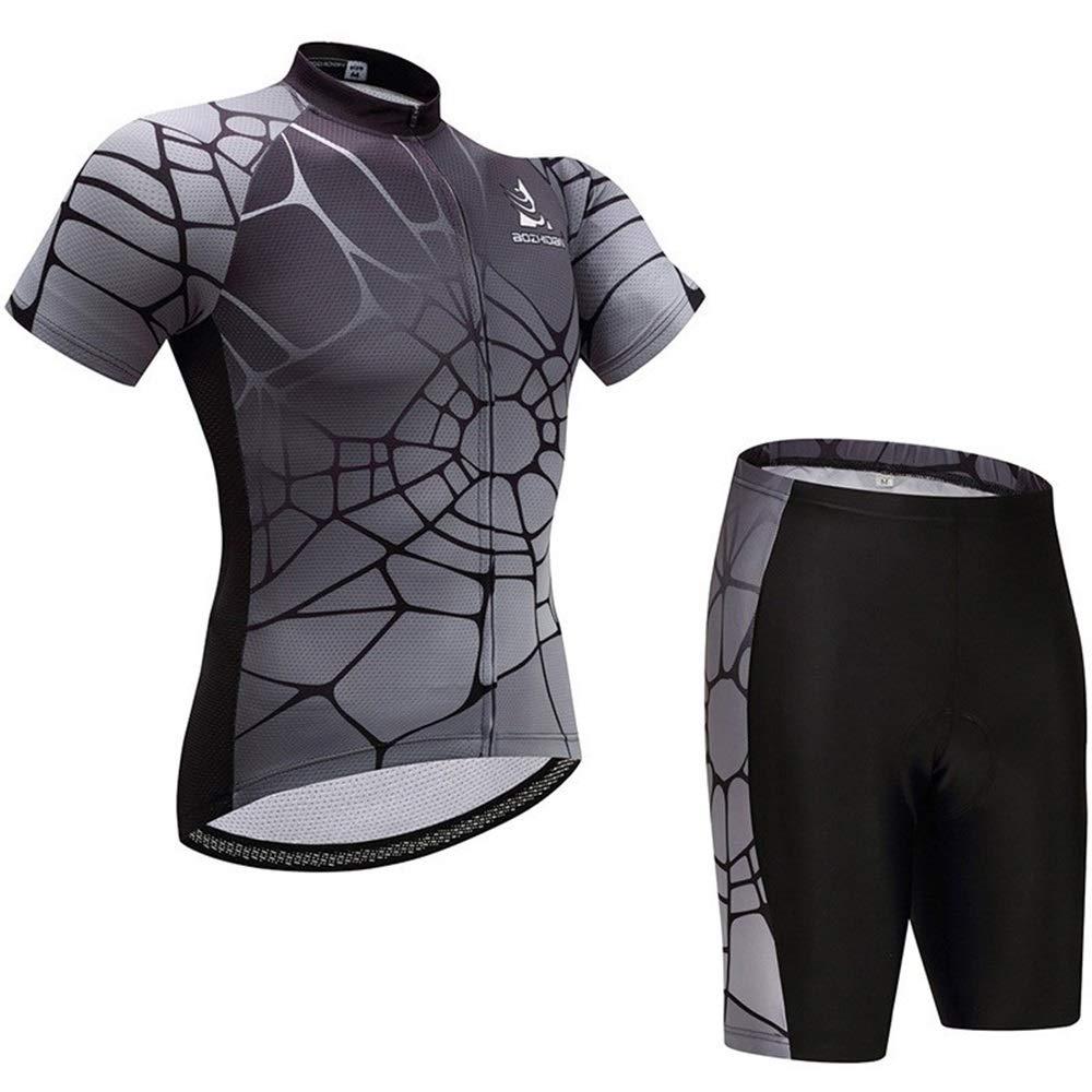 Kurzarm-Trikotanzug for Männer und Frauen, Modelle mit Feuchtigkeitstransport und Outdoor-Sportkleidung Fahrrad Trikot LPLHJD