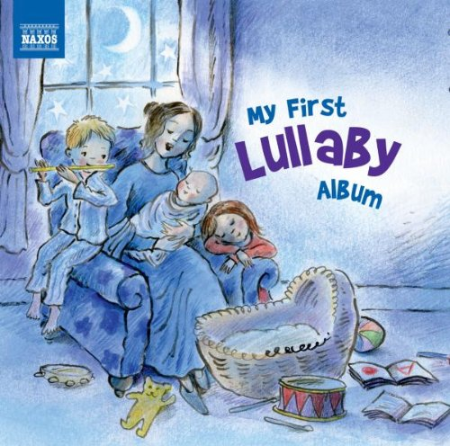 my-first-lullaby-album