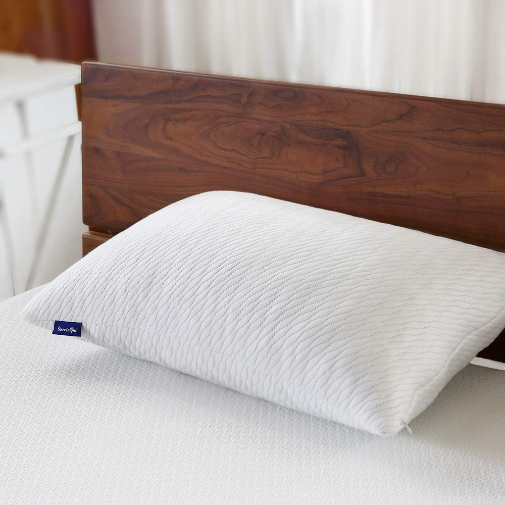 Sweetnight Bed Pillows For Sleeping Adjustable Bamboo