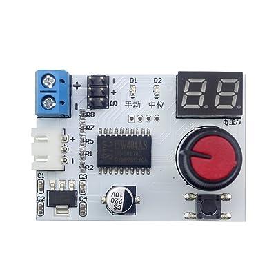 LewanSoul Hiwonder Digital Servo Tester Servo Controller with Voltage Display: Toys & Games