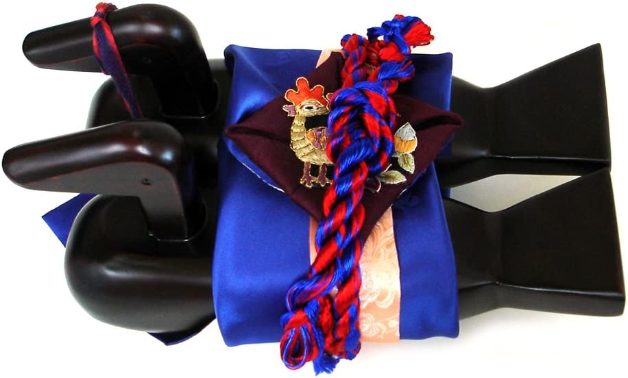 Natural Denver Mall Store Lacquered Korean Traditional Embroidery Wrappin Colorful