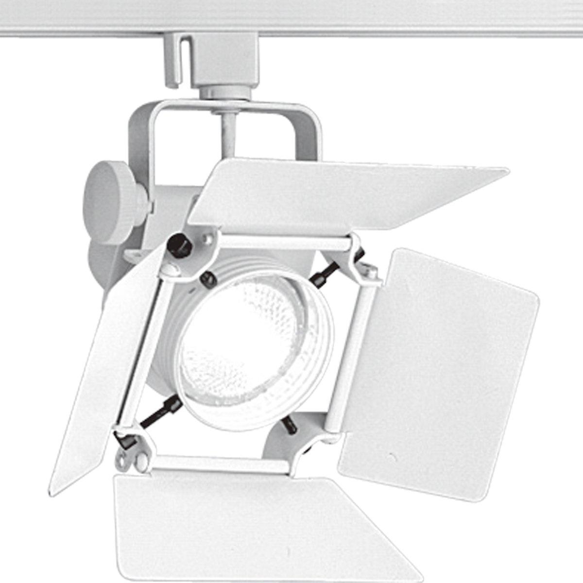 Bright White Progress Lighting P6306-28 Gallery Track Head