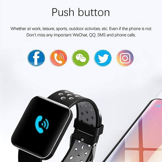 Reloj - BZLine Smartwatches - para - BZL-0122: Amazon.es: Relojes