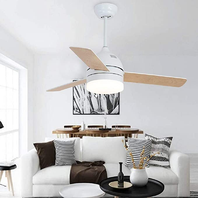 Amazon.com: Le Fan Nordic - Lámpara de techo con ventilador ...