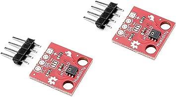5pcs Temperature and Humidity HTU21D Sensor Module Board Breakout Module