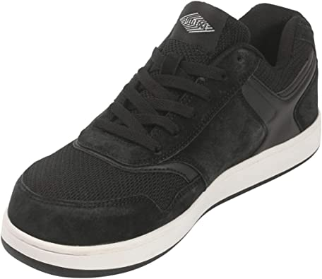 Skater Style Safety Toe Athletic Shoes
