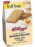 Kellogg's Breakfast Biscuit Golden Oat & Honey, 5 x 200 g