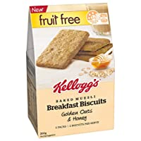 Kellogg's Breakfast Biscuit Golden Oat & Honey, 5 x 200 g