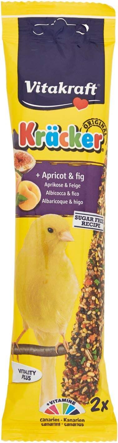 Vitakraft  - Barritas canarios fruta  60 gr