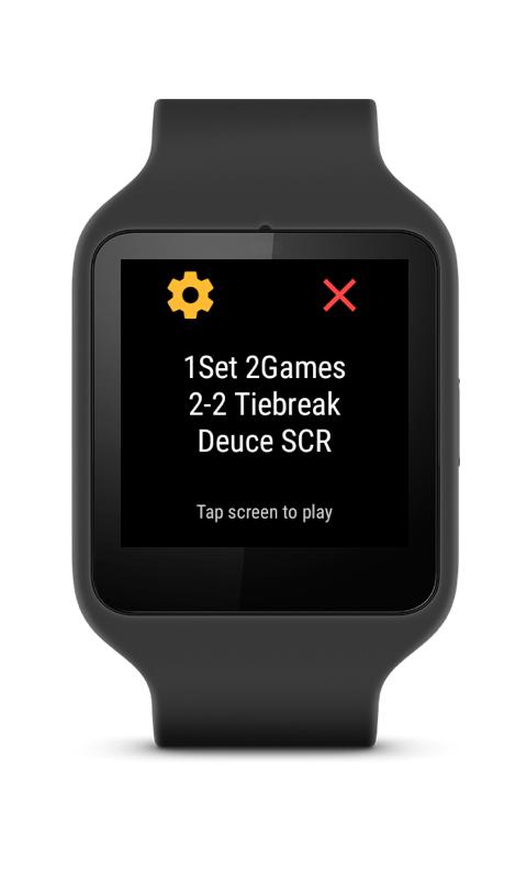 Tennis Watch 3: Amazon.es: Appstore para Android