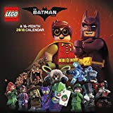 The Lego Batman Movie 2018 Mini Wall Calendar