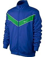 Nike Men's Striker Track Jacket, Blue/Green