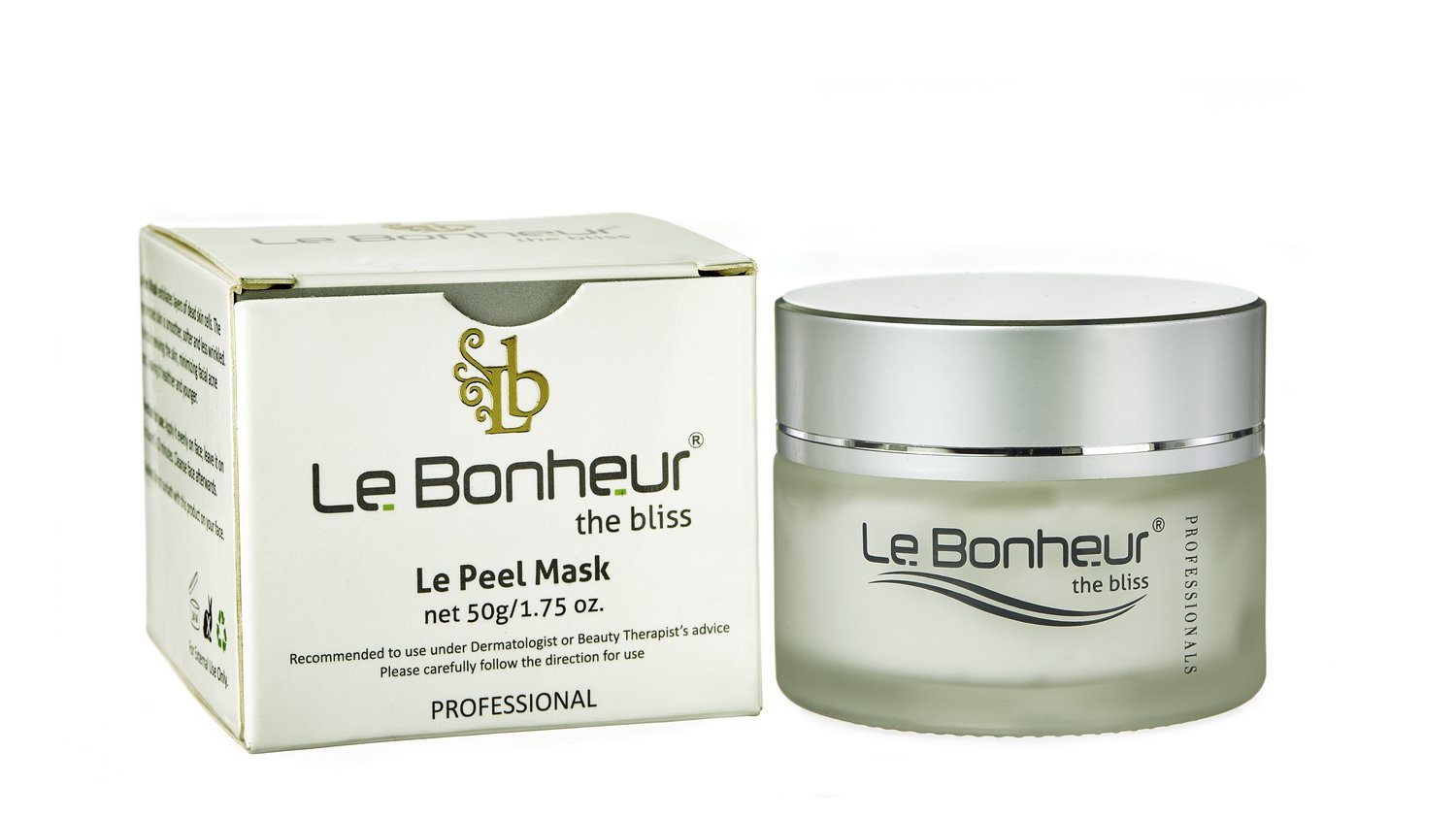 Le Peel Mask - 50g By Le Bonheur: Amazon in: Health & Personal Care
