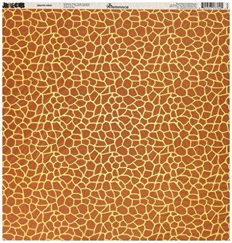 Giraffe Paper - 6