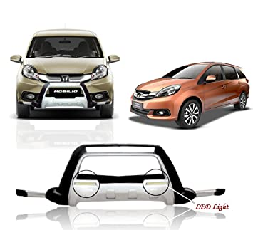 Autopearl Car Front Crash Guard Protector For Honda Mobilio Amazon
