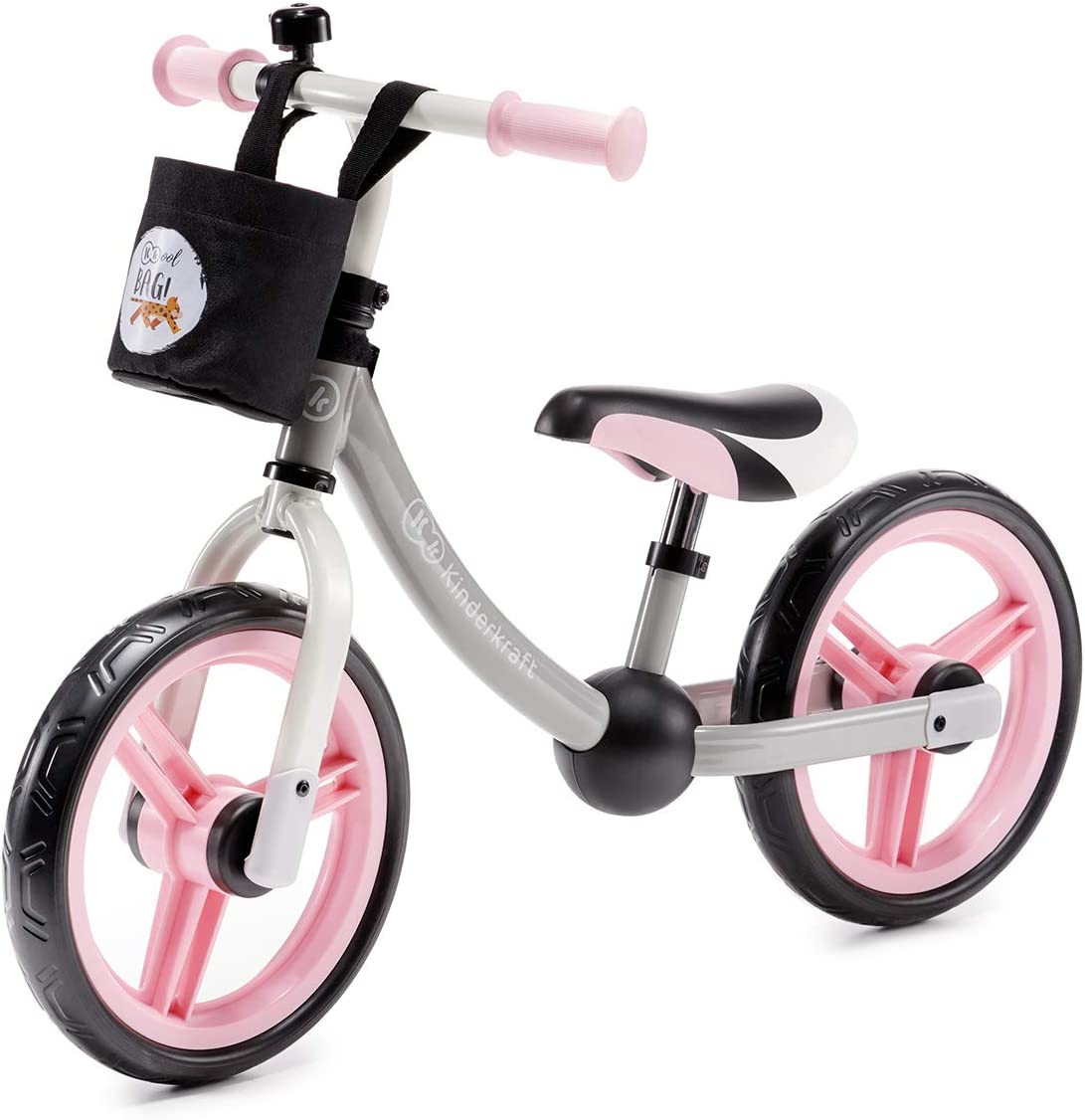 Kinderkraft Bici sin Pedales 2WAY Next