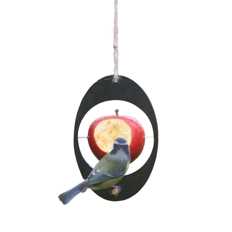 Eco Recycled Bird Feeder - Apple Feeder