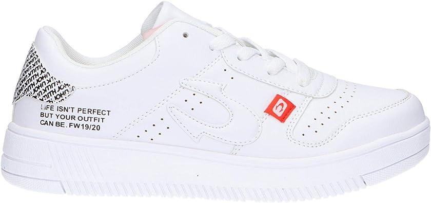 John Smith Vorin Zapatillas Blancas Plataforma: Amazon.es: Zapatos y complementos